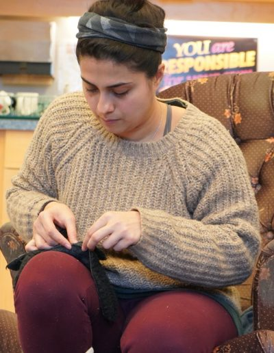 michelle sewing